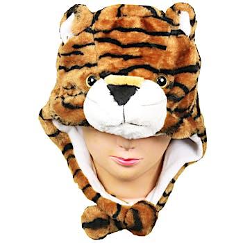 556541459201c7 Wholesale Children's Tiger Animal Winter Hat (SKU 1876632) DollarDays