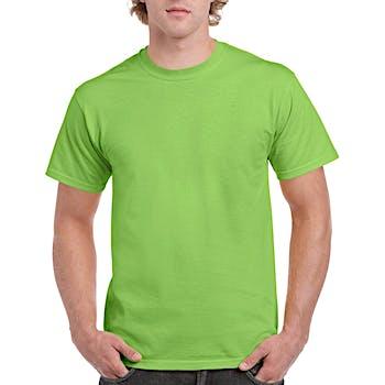 6958a58213 Irregular Gildan T-Shirts Style 2000 Lime - Size Medium