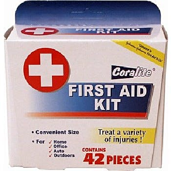 First Aid Kit Coralite