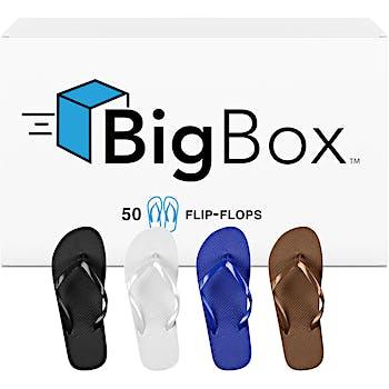 7b2f2e138 Wholesale Mens Flip Flops - Wholesale Mens Sandals - DollarDays