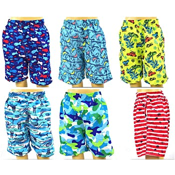 1ad8d0b655 Boys Swimwear - Bulk Boys Swim Trunks Discount - DollarDays