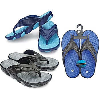 34bf67e8da33 Wholesale Men s Flip Flop Sandals with Massage Footbed (SKU 2303673 ...