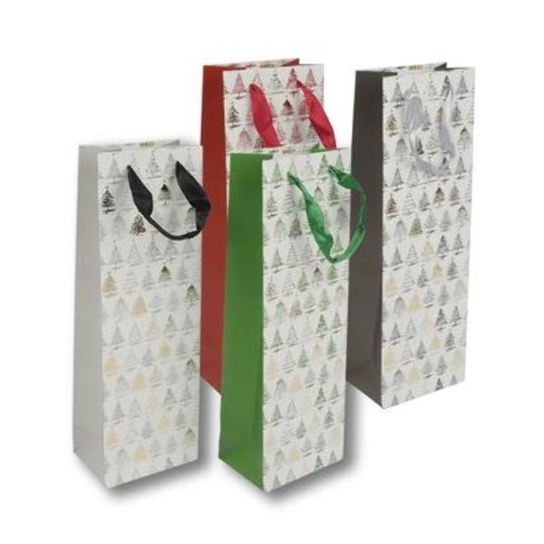 Gift Bag Christmas  sc 1 st  DollarDays & Wholesale Holiday Gift Bags - Bulk Christmas Gift Bags - DollarDays