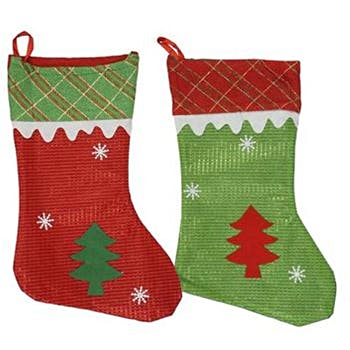 af665840f7b Wholesale Christmas Stockings   Holders - DollarDays