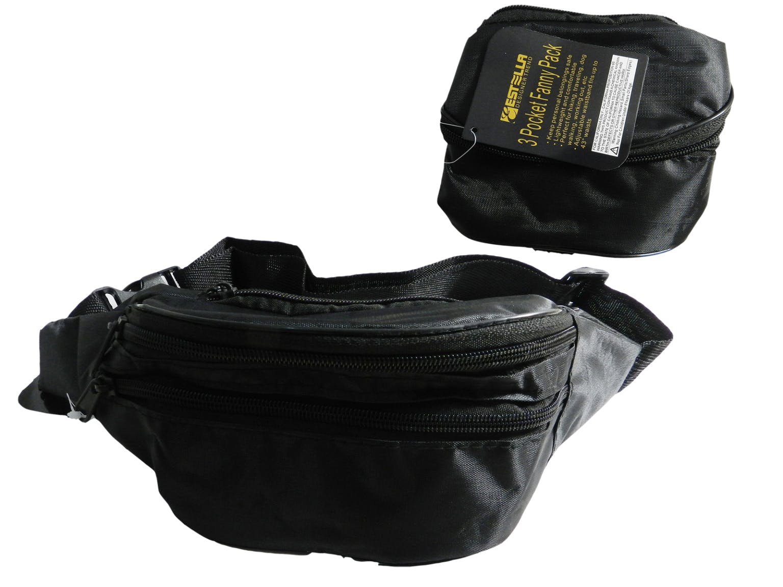Wholesale Case Pack of 10 BBQ Money Bag
