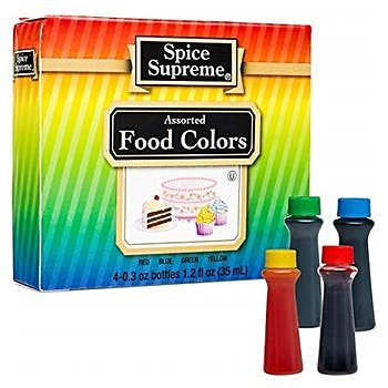 Spice Supreme - Food Coloring
