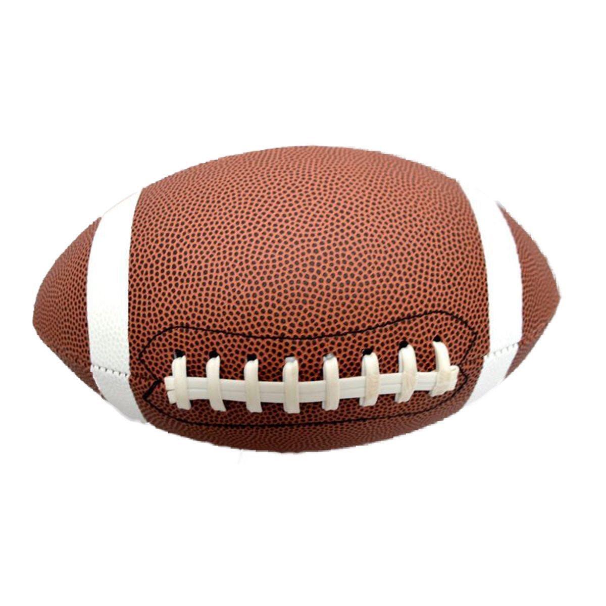 PVC Football Ball On Keychain Kids Outdoor Toy Garden Game Pocket Money Toy