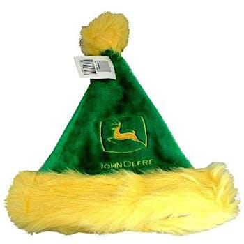 e2e733cccd17b Wholesale John Deere Green Holiday Hat (SKU 572372) DollarDays