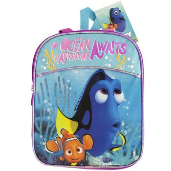 Character Backpacks