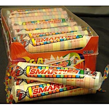 Mega Smarties Roll 2 25 Oz