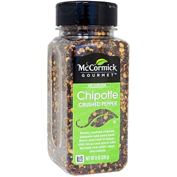 McCormick Gourmet Chipotle Crushed Pepper 8 Oz