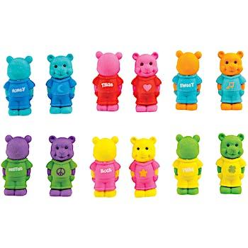Fun Pun Bear Eraser