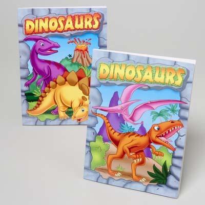 Wholesale Bulk Dinosaurs Coloring Book Sku 1065940 Dollardays