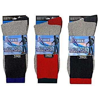 44edbe3129b8d Wholesale Unisex Thermal Socks 10-13 (SKU 2323652) DollarDays