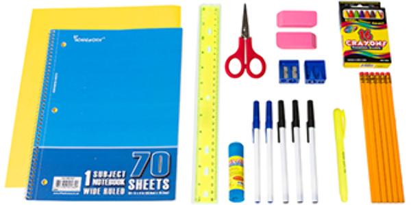 New Inkology School Sneaker Marker Case Set Pen Bag Pencil Pouch lot of 6 NWT