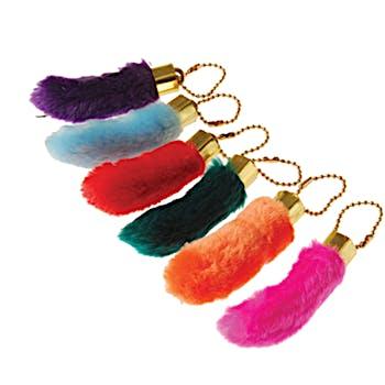 Wholesale Fake Rabbits Foot Keychain (SKU 1777872) DollarDays 43fc9f9be730