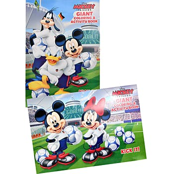 Mickey Giant Coloring Book - 11\