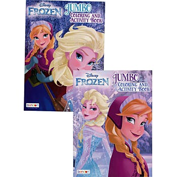 Frozen Coloring Book - Assorted